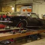 Rear suspension 1967 Camero