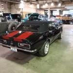 Finished restoration of 1967 Camaro