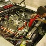 1967 Camaro transmission upgrade