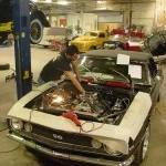 Camero restoration performance upgrade