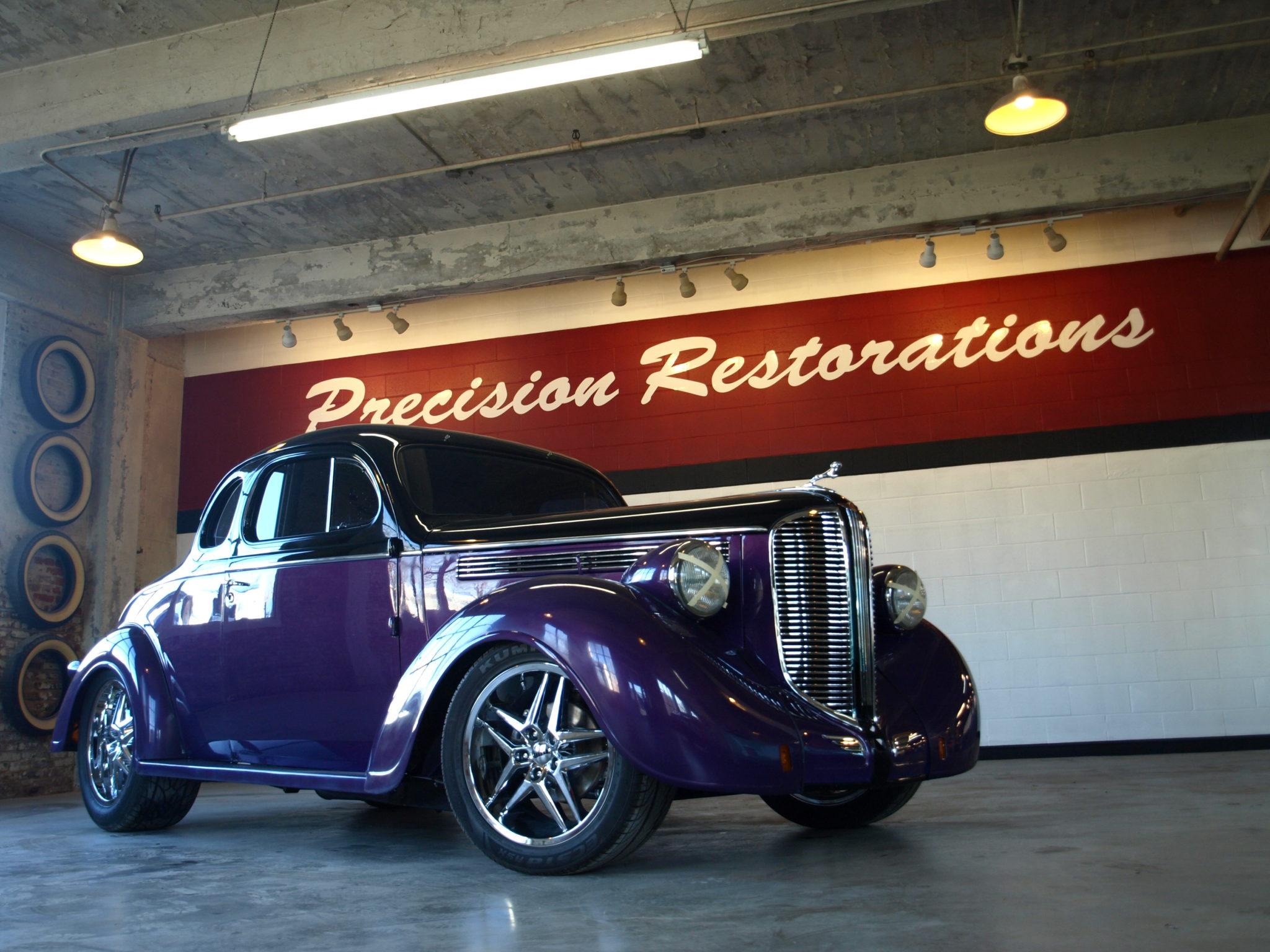 Classic Automotive Restoration Specialists