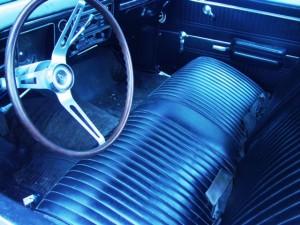 1968 chevy el camino restoration precision car restoration. Black Bedroom Furniture Sets. Home Design Ideas