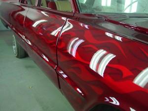 1963 impala precision car restoration. Black Bedroom Furniture Sets. Home Design Ideas