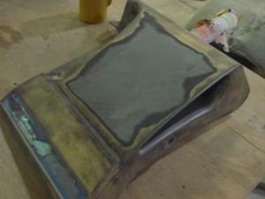 1988 ford mustang precision car restoration. Black Bedroom Furniture Sets. Home Design Ideas