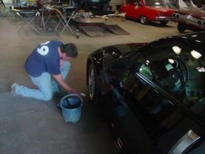 2003 Nissan 350z - Precision Car Restoration