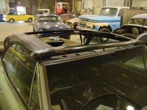1966 pontiac gto new job precision car restoration. Black Bedroom Furniture Sets. Home Design Ideas