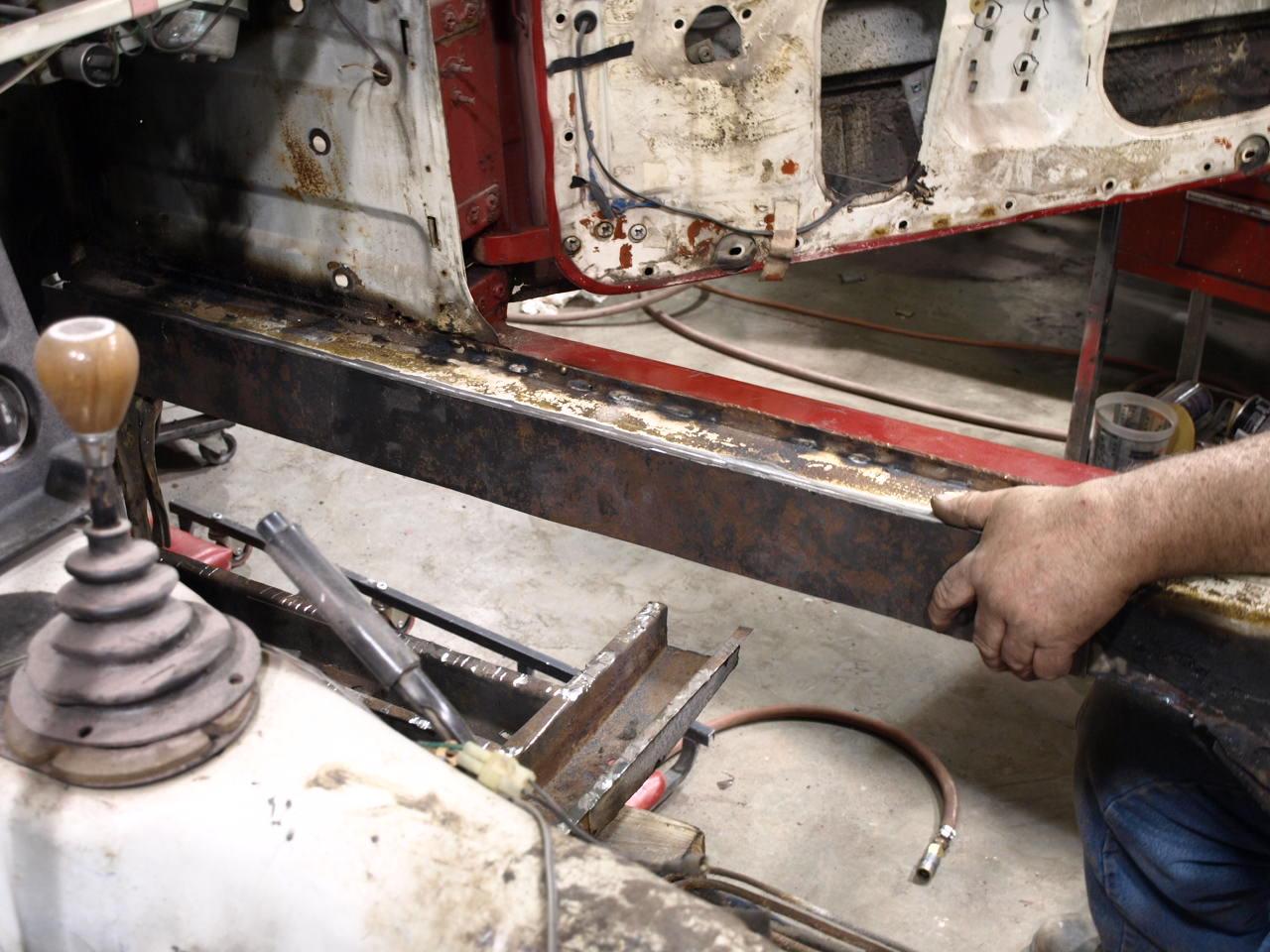 1979 Mgb Precision Car Restoration