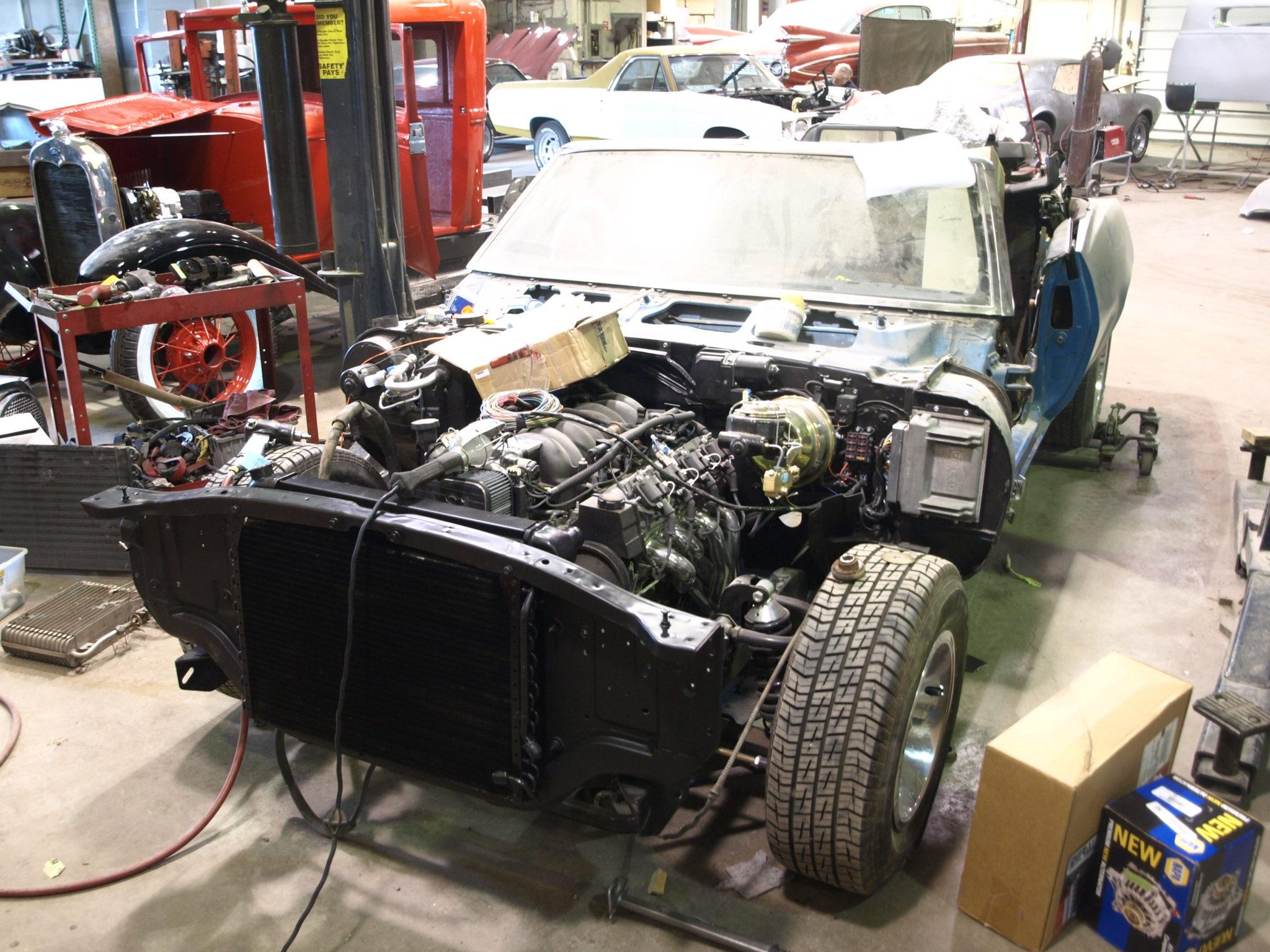 1967 chevy camaro precision car restoration
