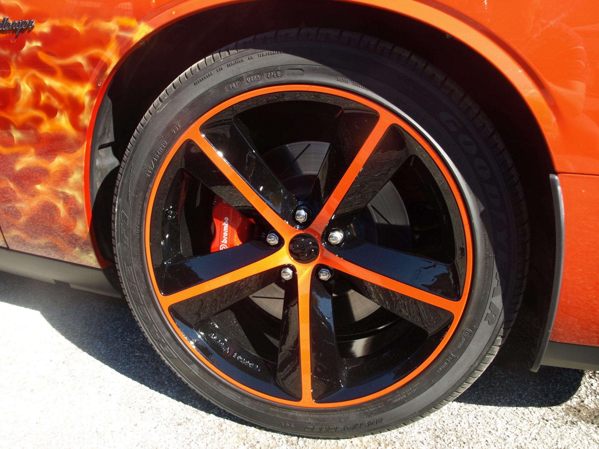 2008 Dodge Challenger SRT8 - Precision Car Restoration