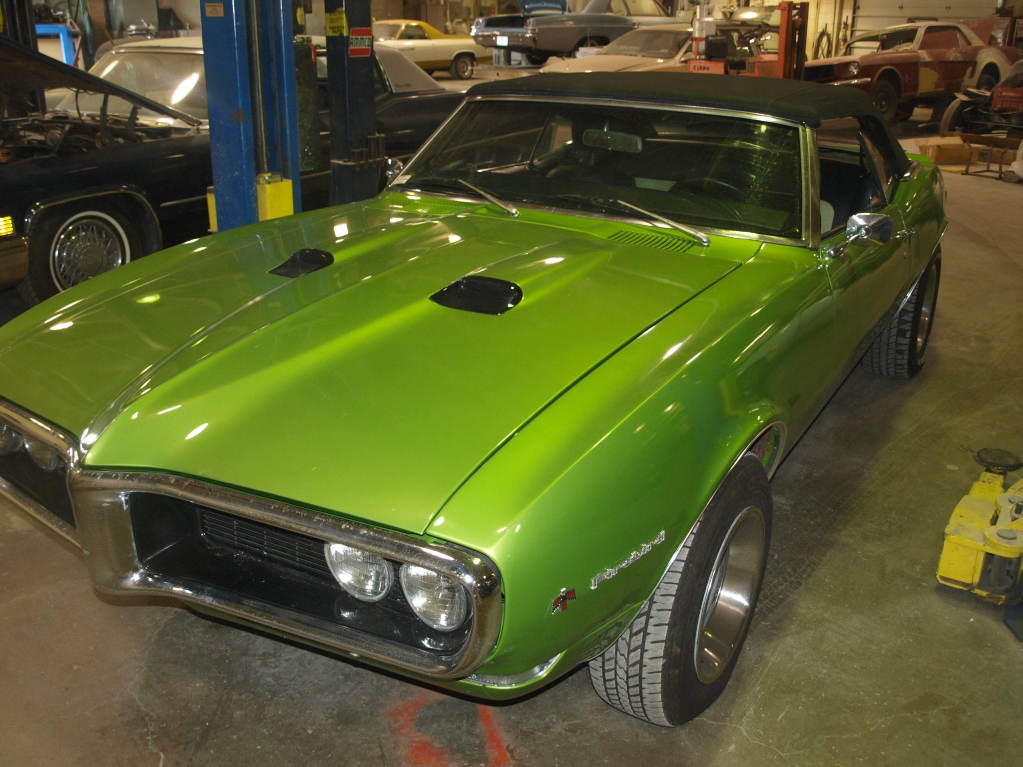 Classic Car Restoration Pa