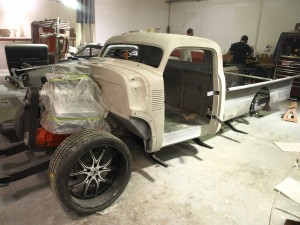 1949 Chevy 3800 Custom SEMA Build