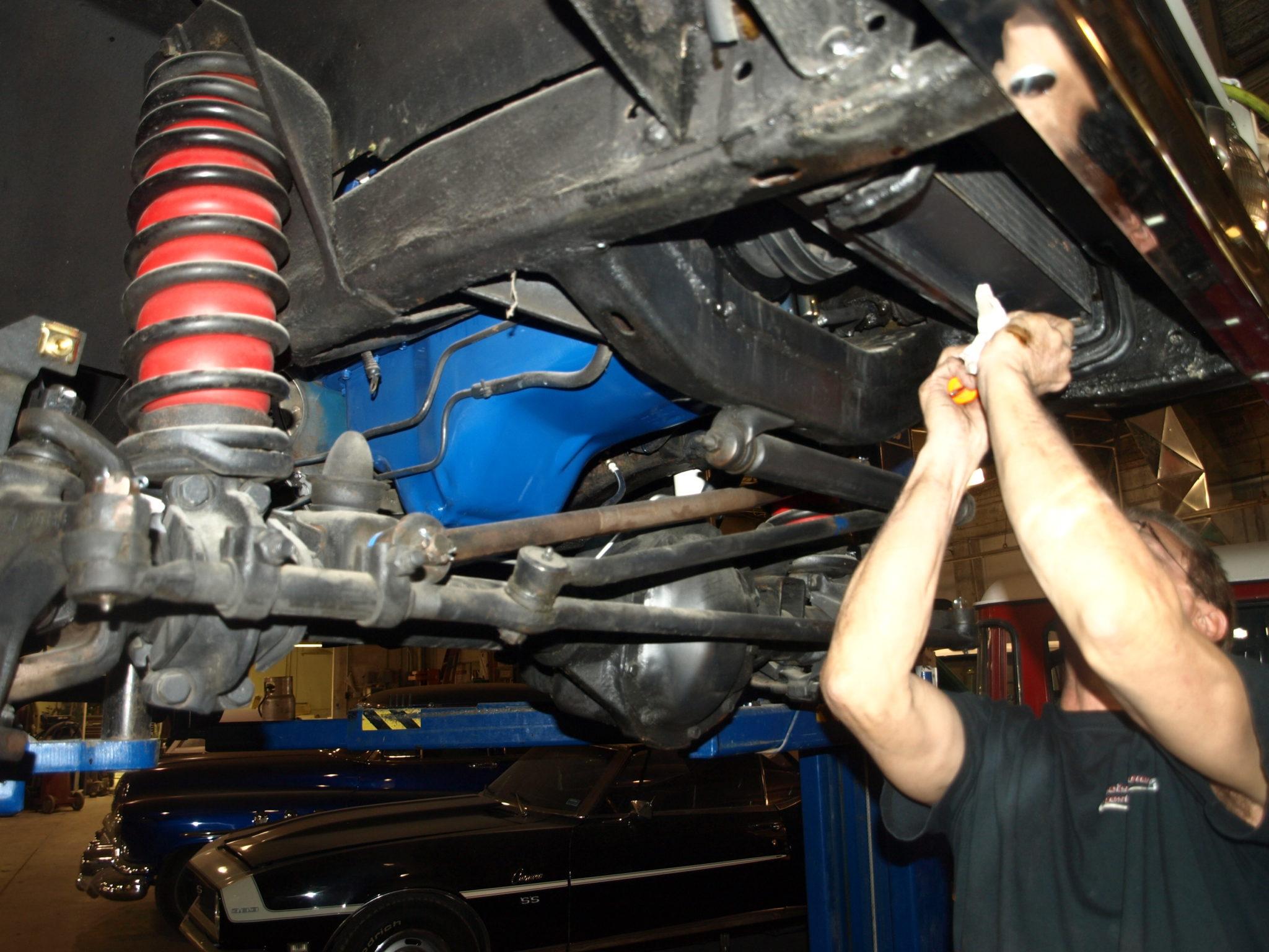 1975 Ford Bronco Precision Car Restoration 1980 Fuel Line