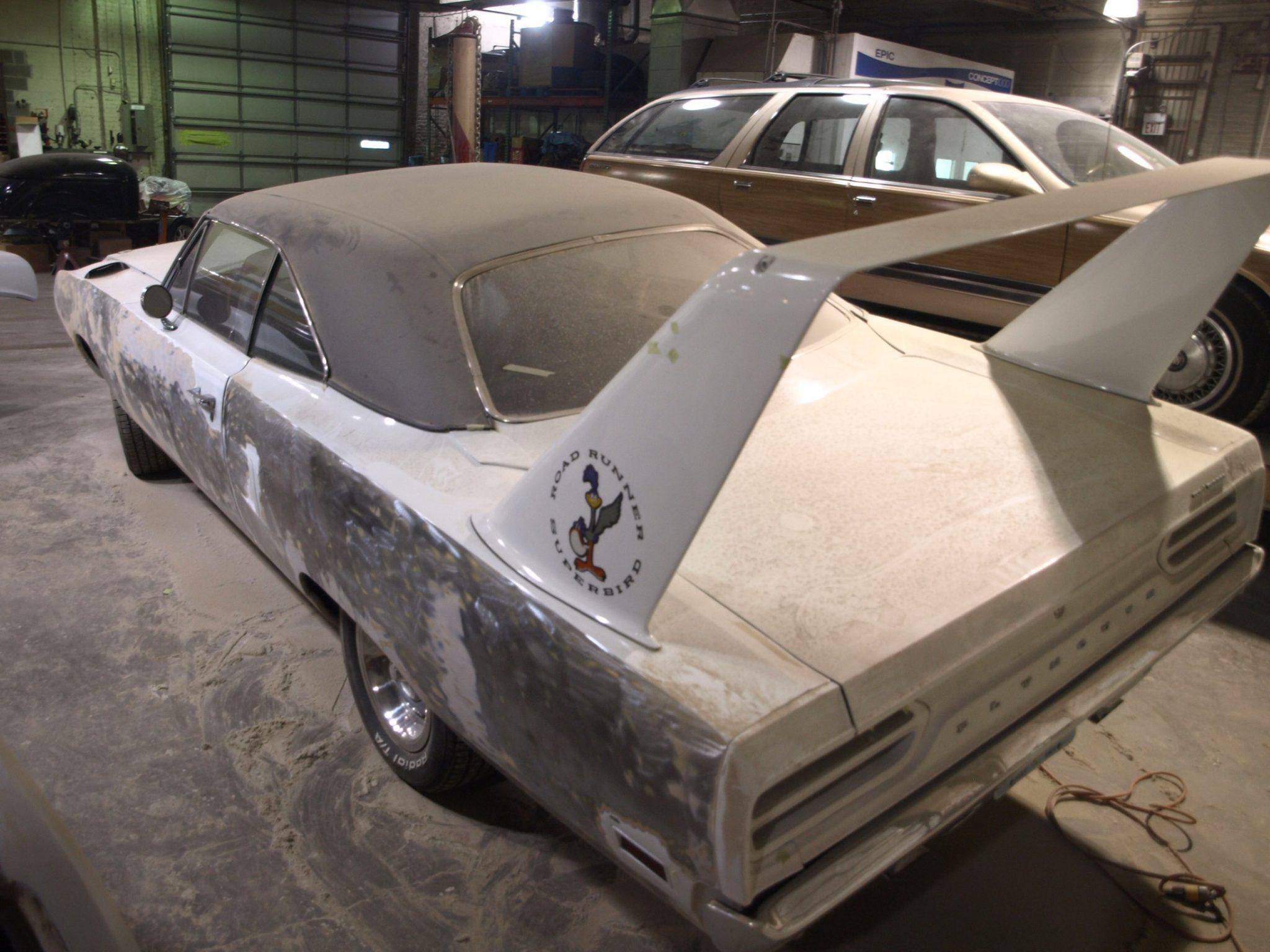 1970 Plymouth Superbird Precision Car Restoration Barracuda Wiring Diagram
