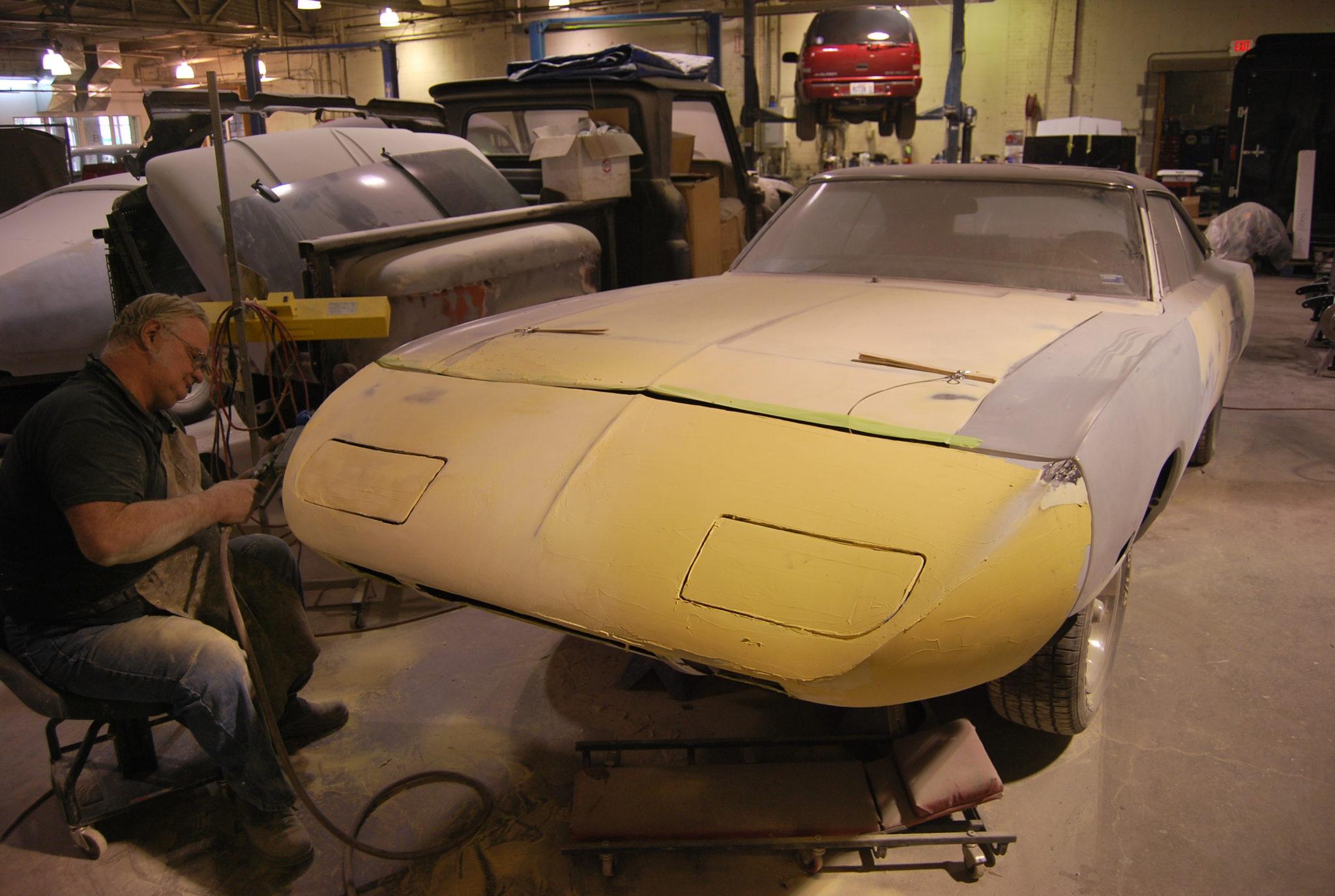 1970 Plymouth Superbird Precision Car Restoration Cuda Wiring Diagram