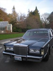 1989 Lincoln Continental
