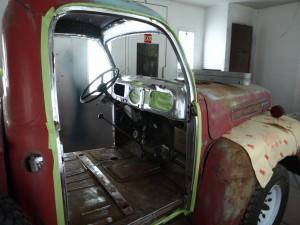 1949 ford f1 precision car restoration. Black Bedroom Furniture Sets. Home Design Ideas