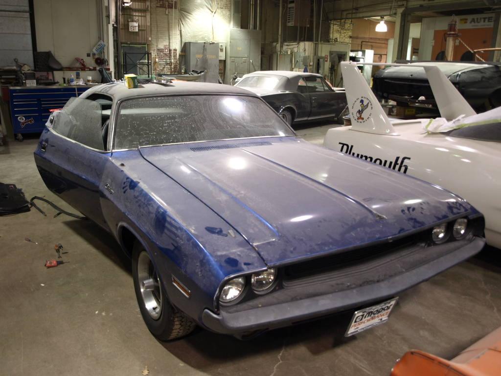 1970 dodge challenger precision car restoration. Black Bedroom Furniture Sets. Home Design Ideas