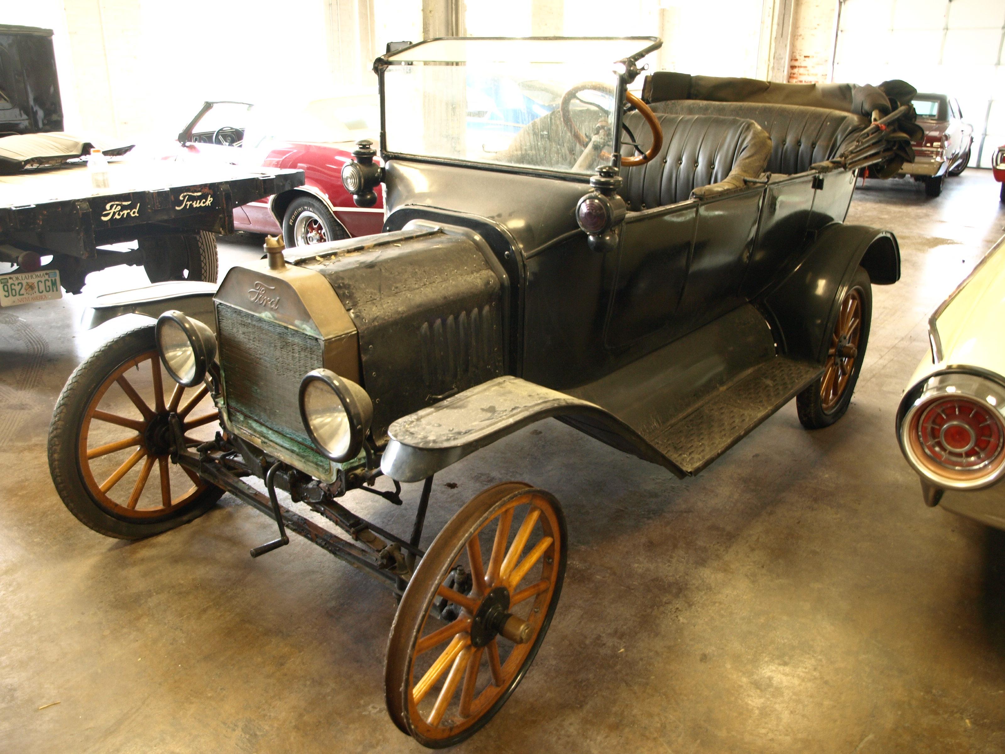 ... 1916 Ford Model T & 1916 Ford Model T - Precision Car Restoration markmcfarlin.com