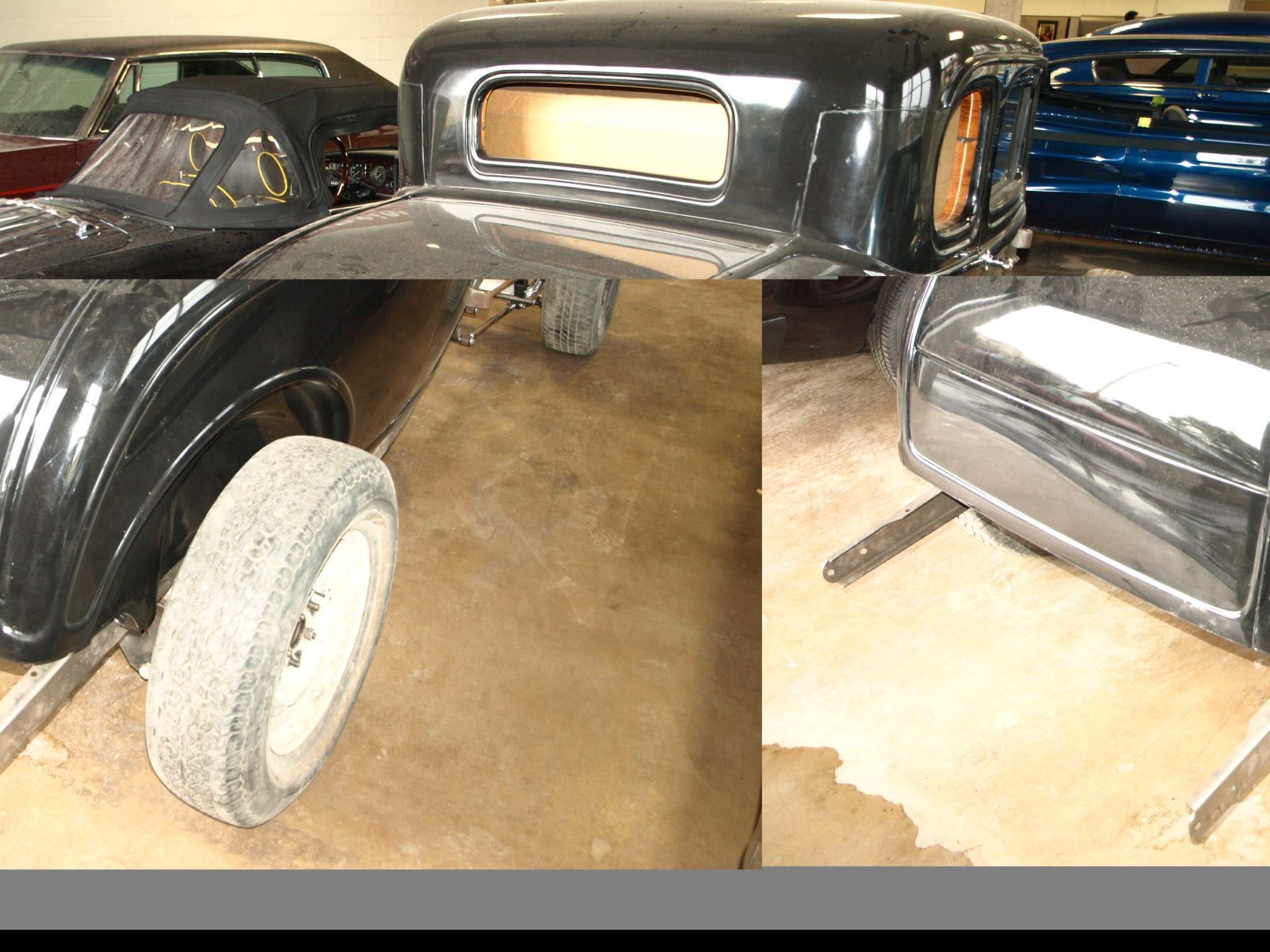 1932 Ford - Precision Car Restoration