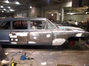1961 Cadillac Limo