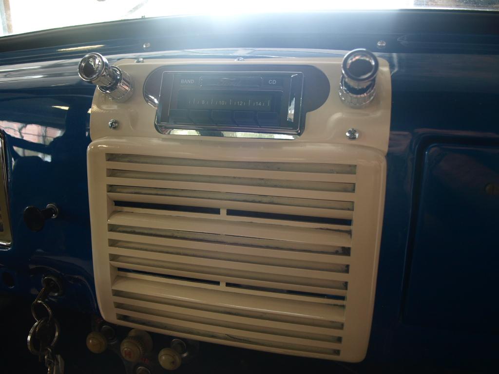 1949 Ford F3 Precision Car Restoration