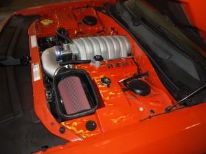 2008 Dodge Challenger Hotsauce