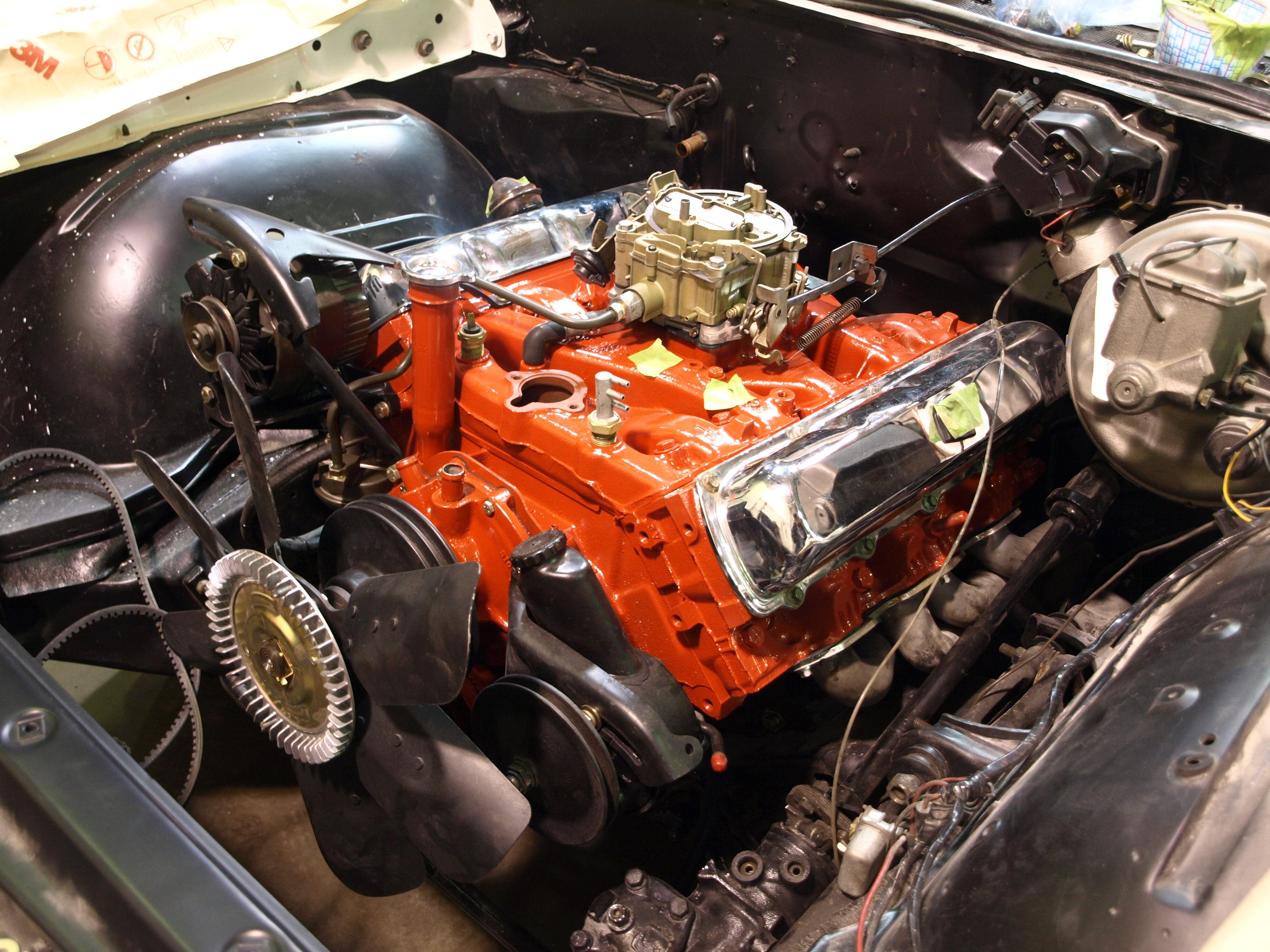1969 Hurst Olds Precision Car Restoration
