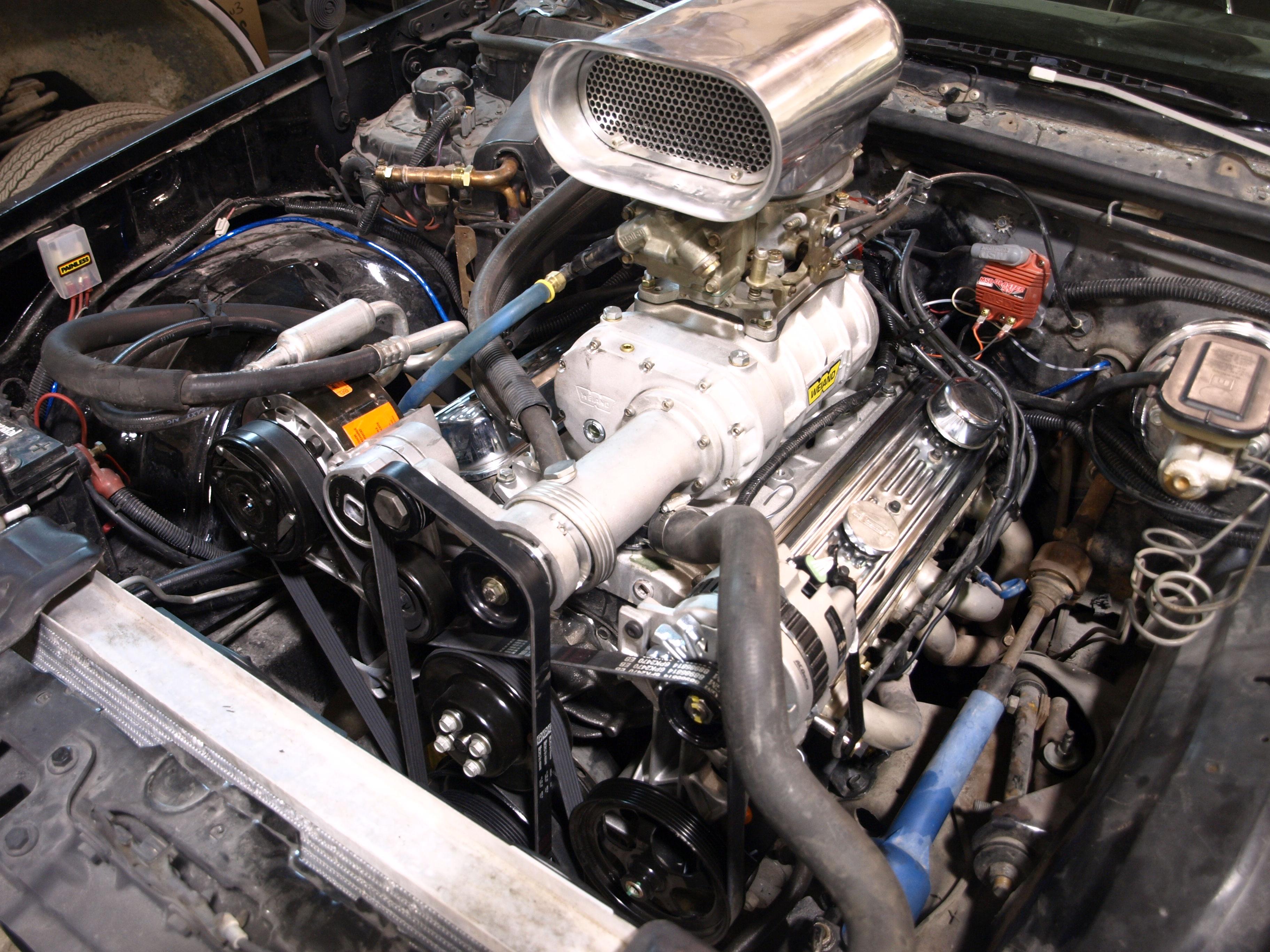 1980 Chevy El Camino - Precision Car Restoration