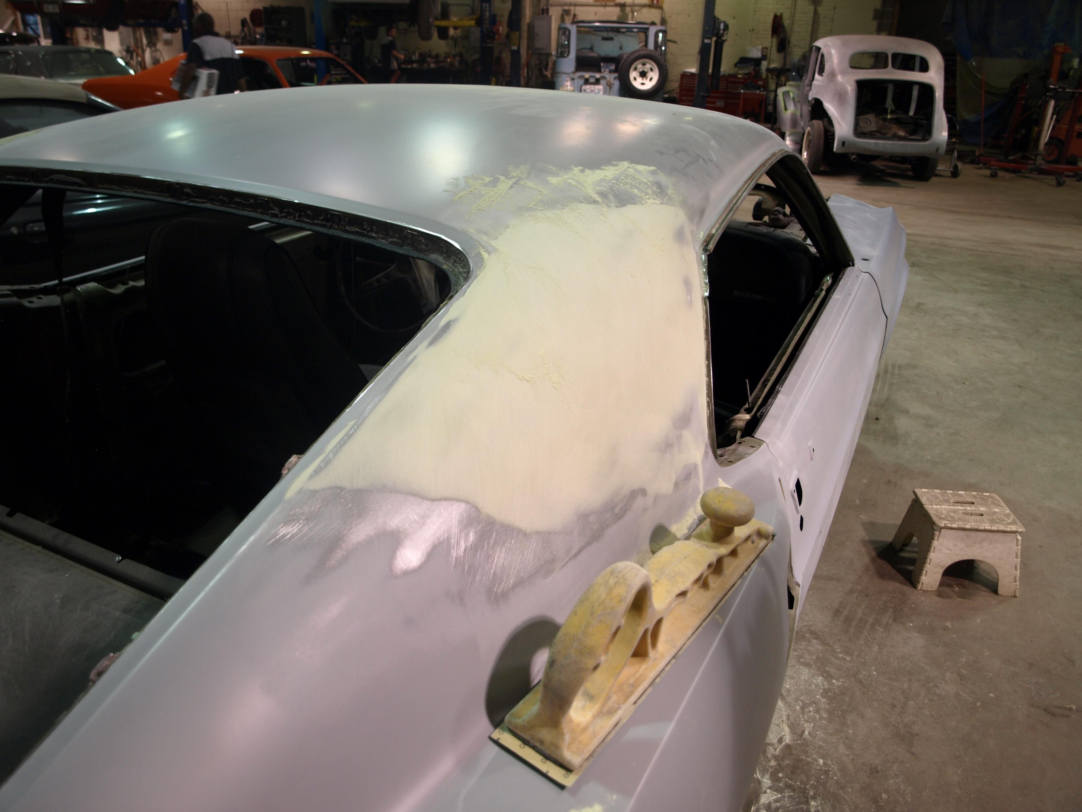 1969 ford mustang mach 1 precision car restoration. Black Bedroom Furniture Sets. Home Design Ideas