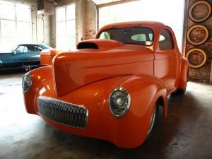 Our Paint Process - Precision Car Restoration