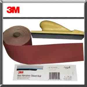 220 sandpaper roll