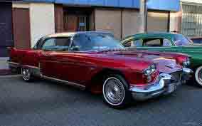 1957 Eldorado brougham